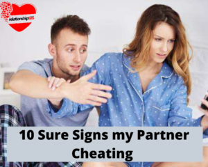 is my partner cheating on me