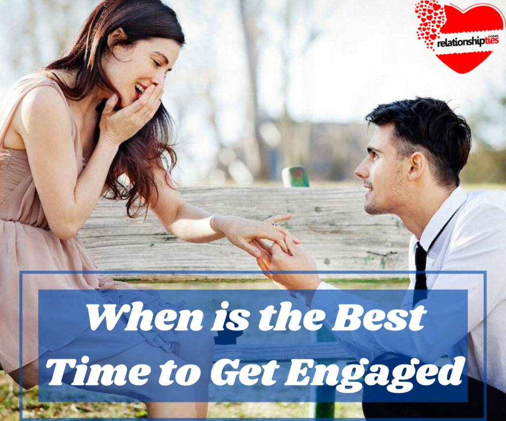 When is the Best Time to Get Engaged?